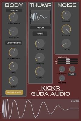 kick drum vst